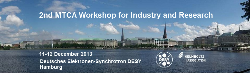 2nd MTCA Workshop at DESY, Hamburg, Germany