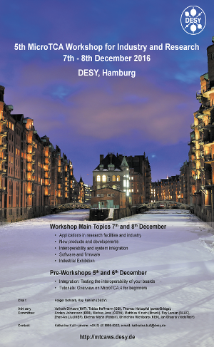 5th MTCA workshop at DESY